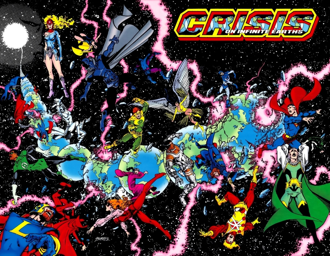 1985's Crisis on Infinite Earths