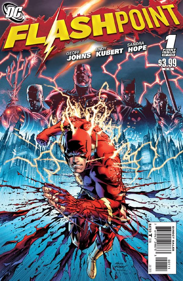 Cover of Flashpoint #1