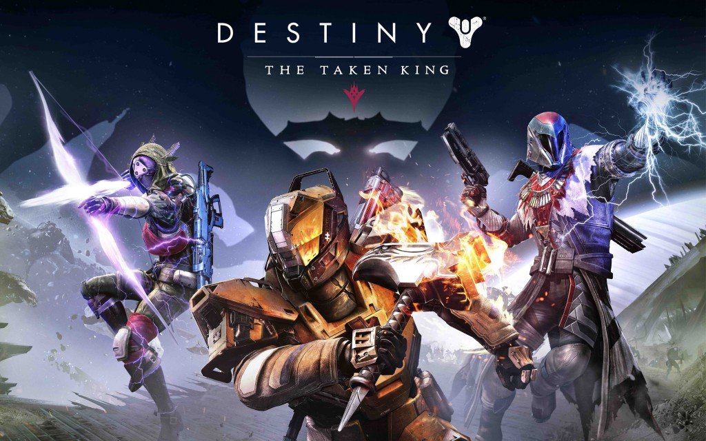 Destiny The Taken King April Update